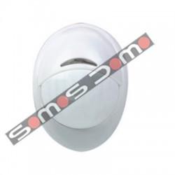 Detector de movimiento PIR cableado. Alta sensibilidad. Angulo 110 . Distancia 12 m.