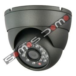 Cámara de seguridad domo CMOS 700 líneas