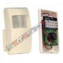 Cámara de vigilancia camuflada en sensor de alarma Sony 650 líneas