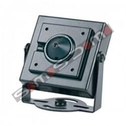Minicámara 1/3 Sony 650 líneas