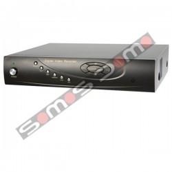 Videograbador IP 3G, 4 canales de vídeo y 2 de audio