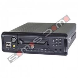 Videograbador para vehículos. IP, 3G, WIFI y GPS
