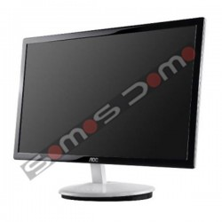 "Monitor CCTV LED 23"" AOC E2343F2 HDMI USLIM. Full HD 1920 x 1080"