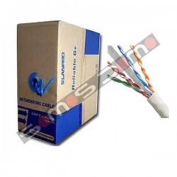 Bobina ( caja ) de 305m cable de UTP CAT6e rígido