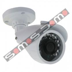Cámara de Vigilancia 1/3 960H 800 líneas IR CUT Gran Angular Blanca