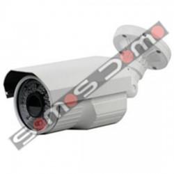 Cámara de Vigilancia Varifocal 1/3 CMOS 800 líneas IR CUT- BLANCA