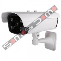 Cámara de vigilancia varifocal de largo alcance Sony CMOS 1000 líneas