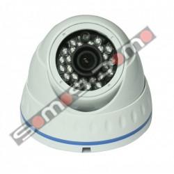 Cámara de seguridad Domo 1/3 CMOS 800 líneas.