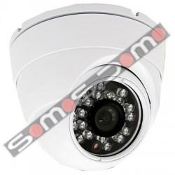 Cámara de Seguridad Domo 1/3 Sony 1000 líneas