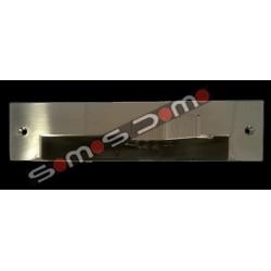 Recogedor de cocina VP efecto acero Inox