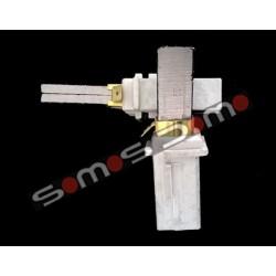 Escobillas para motor AMETEK ref. 117501-12, ref. 117502-12 y ref. 117572-12