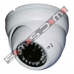 Cámara de seguridad domo varifocal sensor Sony HD-SDI 1080p Full HD a 25 Fps