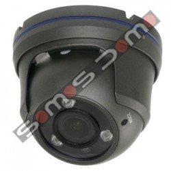 Cámara de seguridad domo varifocal sensor Sony HD-SDI, 1080P. Variofocal, 36 led infrarojos.