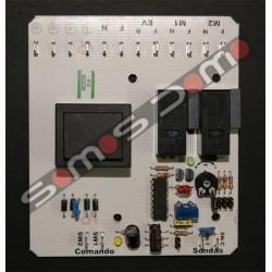 Circuito impreso aspiración centralizada automática Ibervac, Drainvac