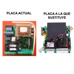 CTR44 NEW, PLACA ELECTRONICA PARA MOTOR MOVE CORREDERA