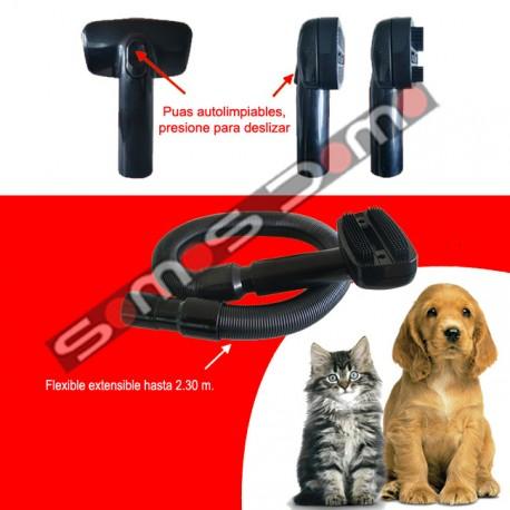 Cepillo perro, cepillo gato, cepillo animales