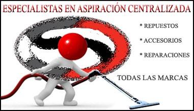 Especialistas en aspiración centralizada