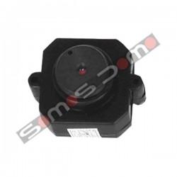Minicámara con micrófono incorporado CMOS 380 líneas