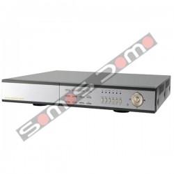 Videograbador IP 3G, 4 canales vídeo y 4 audio, HDMI 1080p