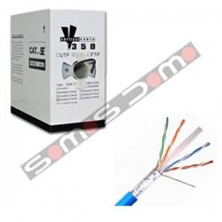 Bobina cable FTP 305m categ 6e