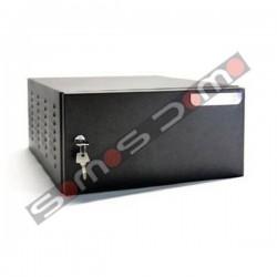Caja Fuerte para Videograbador. Cerradura de Llave Multipunto