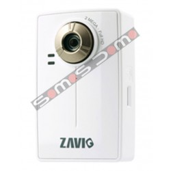 Cámara IP Zavio F3206 .H264. 2 Megapixels.Uso Interior .Almacenamiento SD, Acceso 3G, Audio