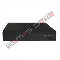 Videograbador NVR de 8 cámaras IP Wansview Megapixel H264, 720p