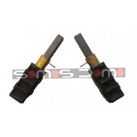 Escobillas para motor AMETEK ref. 116026-13 y ref. 115950