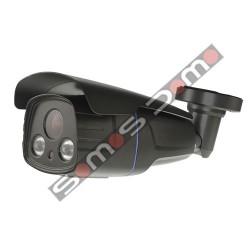 Cámara de seguridad compacta HD-TVI de 1080P variofocal